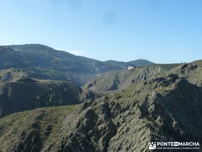 Atazar - Meandros Río Lozoya - Pontón de la Oliva - Senda del Genaro;sierradegredos